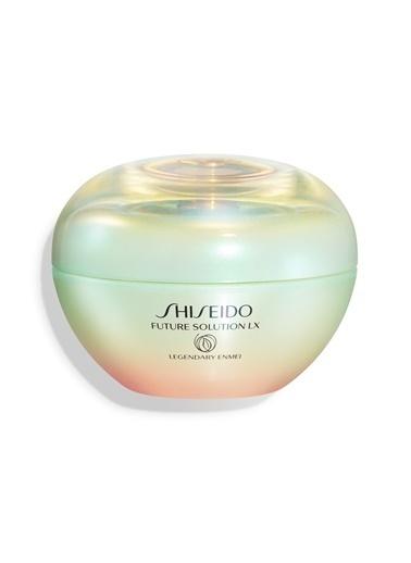 Shiseido Shiseido Future Solution LX Legendary Enmei Ultimate Renewing Yaşlanma Karşıtı Nemlendirici 50 ml Renksiz
